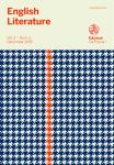 English Literature. Vol. 2, n. 2 - Dicembre 2015