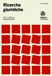 Ricerche giuridiche. Vol. 1, n. 2 - Dicembre 2012