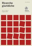 Ricerche giuridiche. Vol. 3, n. 1 - Giugno 2014