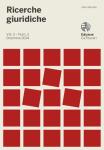 Ricerche giuridiche. Vol. 3, n. 2 - Dicembre 2014