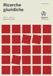 Ricerche giuridiche. Vol. 4, n. 2 - Dicembre 2015