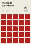 Ricerche giuridiche. Vol. 5, n. 2 - Dicembre 2016