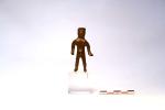 Bronzetto - Figura maschile