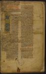Ms. 688 - C. 1r - Const. Haec quae necessario - Const. Summa rei publicae pr.