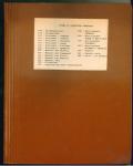 Catalogo sistematico classificato della  biblioteca del Centro ricerca Montefibre. Opere di carattere generale