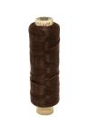 ROCCHETTO Cod. 3651/6-NA Marrone. Mini Tow prodotto in laboratorio