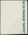 Leacril Inverno '85/86. Con Figurini, Campioni colore e  Listino prezzi, allegati