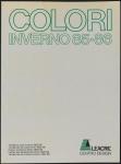 Leacril Inverno 85-86 Allegato 1. Colori