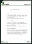 Leacril Inverno '85/86 Allegato 2. Figurini