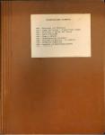 Catalogo sistematico classificato della  biblioteca del Centro ricerca Montefibre. Organizzazione aziendale