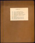 Catalogo sistematico classificato della  biblioteca del Centro ricerca Montefibre. Macromolecole
