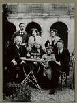 Fotografia della famiglia di Enrico Bernardi