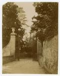Orto botanico di Padova, 1906. ingresso