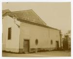 Orto botanico di Padova, 1906 . fabbricato in via Orto botanico contenente la ruota idrofora dell'orto