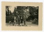 Orto botanico di Padova, 1943. Giuseppe Gola, W. Simoff, Del Neri