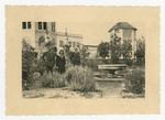 Orto botanico di Padova, 1943 . W. Simoff, Del Neri, Giuseppe Gola