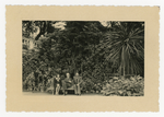 Orto botanico di Padova, 1943 .  Del Neri, Giuseppe Gola, W. Simoff