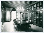 Sala storica della Biblioteca dell'Orto botanico di Padova