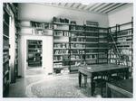 Sala 5 della Biblioteca dell'Orto botanico di Padova
