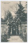 Orto Botanico di Pavia - Entrata al bosco - recto