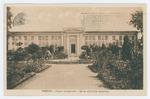 Parma – Regia Università – Serre dell'Orto botanico - recto