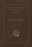 Annuario del R. Istituto Superiore di Studi Commerciali di Venezia per l'anno accademico 1921-22. LIV dalla fondazione