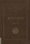 Annuario del R. Istituto superiore di scienze economiche e commerciali di Venezia per l'anno accademico 1924-25. LVII dalla fondazione