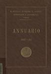 Annuario del R. Istituto Superiore di Scienze Economiche e Commerciali di Venezia per l'anno accademico 1927-28. LX dalla fondazione