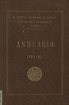 Annuario del R. Istituto Superiore di Scienze Economiche e Commerciali di Venezia per l'anno accademico 1929-1930. LXII dalla fondazione