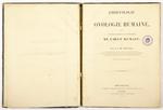 Embryologie ou ovologie humaine. contenant l'histoire descriptive et iconographique de l'oeuf humain