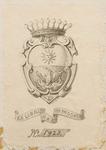 Ex libris di Nicolò e Angelo Papadopoli Aldobrandini
