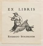Ex libris di Edoardo Bordignon