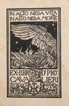 Ex libris di Pico Cavalieri