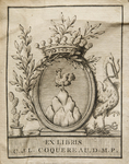 Ex libris di Charles Coquereau