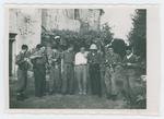 Gruppo di partigiani sui Colli Berici