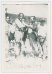 Prigionieri partigiani liberati dalle carceri di Belluno. Giugno 1944
