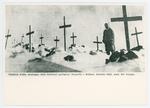 Cimitero delle Divisioni partigiane Nannetti e Belluno. inverno 1945