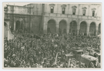 Solenni funerali dei caduti dell'insurrezione a Padova