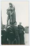 Inaugurazione del monumento ai partigiani caduti a Castelfranco Veneto