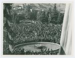 Cerimonia in ricordo della liberazione a Vittorio Veneto