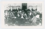Funerale delle vittime dell'eccidio di Castello di Godego