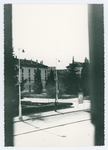 Partigiani impiccati in piazza Campitello, Belluno. 17 marzo 1945