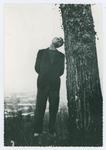 Partigiano impiccato nel Bosco delle Castagne