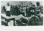 Condanna a morte di un partigiano. Il processo