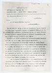Verbale di fucilazione, 15 aprile 1945 - pagina 1