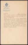 Documenti manoscritti di Vittorio Benussi