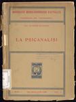 La psicanalisi, di G. Dragotti