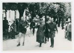 Generale von Kamptz con alcuni partigiani