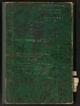Inventario del Laboratorio di Psicologia. Registro opere (1921-1926)