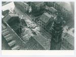 Chiesa di San Benedetto (Padova) dopo il bombardamento 11/3/1944